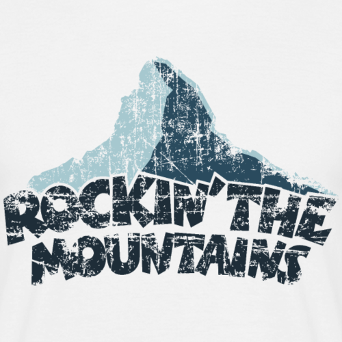 Rockin' the Mountains Berg Berge Gebirge Alpen