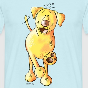 Funny Labrador Tee shirts - T-shirt Homme