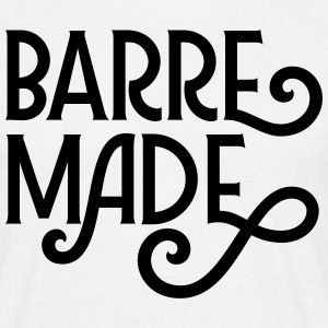 Barre Made T-Shirts - Männer T-Shirt