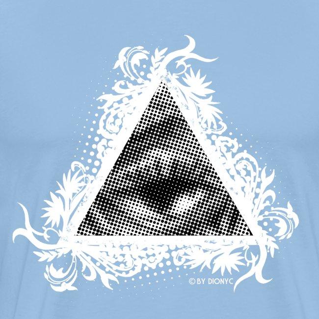Dreieck Ra Auge