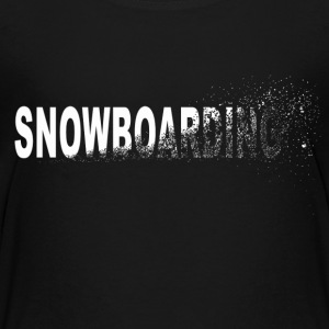 snowboarding Shirts - Teenage Premium T-Shirt