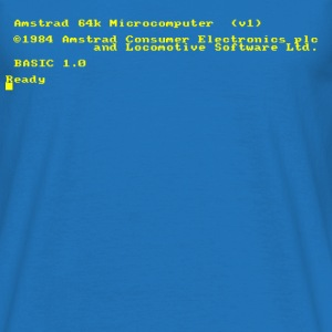 Amstrad CPC464 Tee shirts - T-shirt Homme