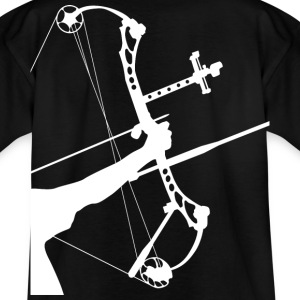 Compound Archer global - T-shirt Enfant
