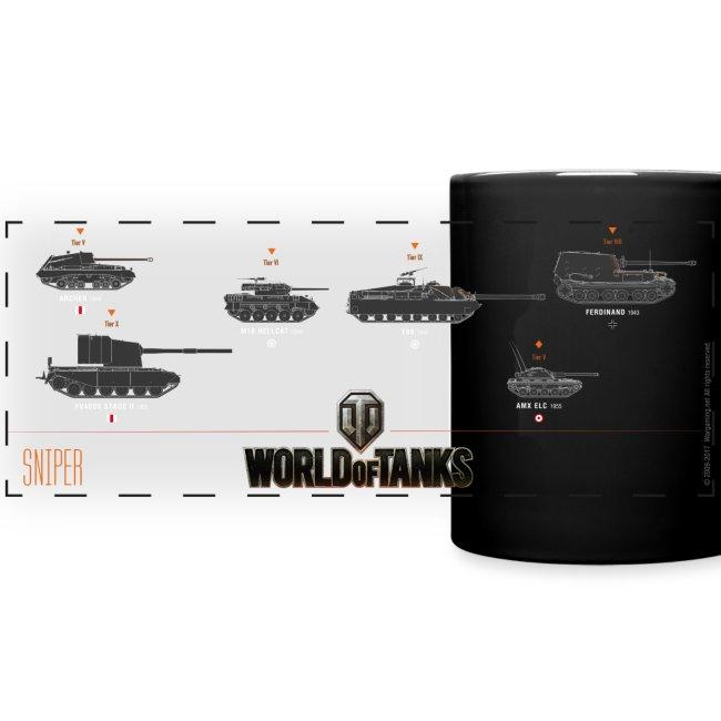 World of Tanks Sniper