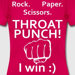 Throat Punch T-Shirts - Women's T-Shirt