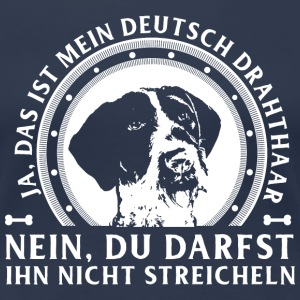 Mein Deutsch Drahthaar T-Shirts - Frauen Premium T-Shirt