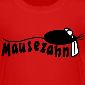 """Shirts mit Tier-Motiv """"Mausezahn"""""""