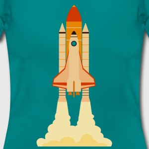 Blast Off T-Shirts - Women's T-Shirt