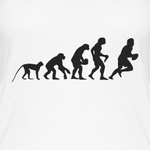 Evolution Football Tops - Frauen Bio Tank Top