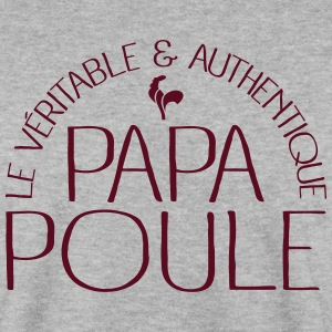 Papa Poule Sweat-shirts - Sweat-shirt Homme