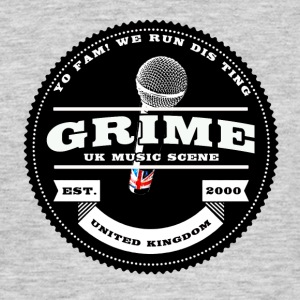 UK Grime Music - Men's T-Shirt