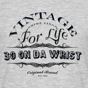 30 on da wrist - Men's T-Shirt