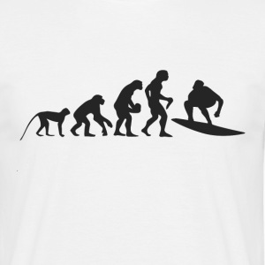 Surf Evolution Tee shirts - T-shirt Homme