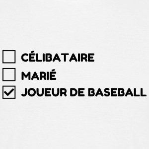 Baseball - Bat - Béisbol - Sport - Winner  T-Shirts - Men's T-Shirt
