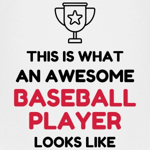 Baseball - Bat - Béisbol - Sport - Winner  Shirts - Teenage Premium T-Shirt