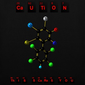 Caution Sacs et sacs à dos - Tote Bag