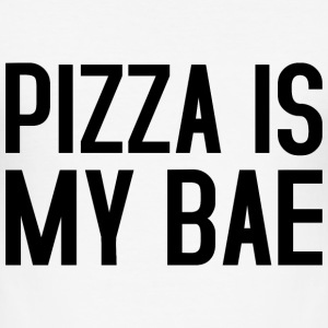 Pizza BAE T-Shirts - Männer Slim Fit T-Shirt