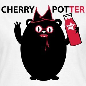 Cherry Potter T-Shirts - Frauen T-Shirt