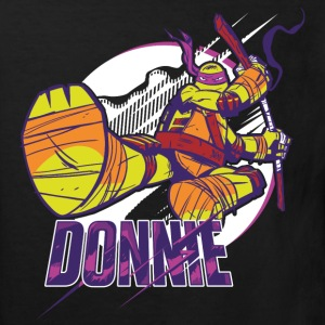 TMNT Turtles Donnie With Bo Staff - Kinderen Bio-T-shirt
