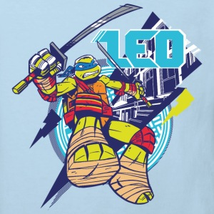 TMNT Turtles Leo With Katana - Camiseta ecológica niño