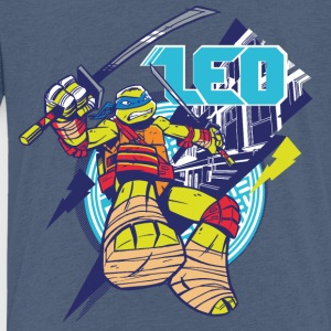 TMNT Turtles Leo With Katana - Kinderen Premium T-shirt
