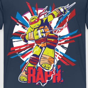 TMNT Turtles Raph With Sais - Teenage Premium T-Shirt