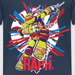 TMNT Turtles Raph With Sais - Kids' Premium T-Shirt