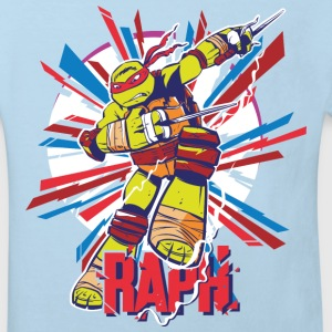 TMNT Turtles Raph With Sais - Organic børne shirt