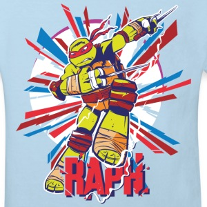 TMNT Turtles Raph Im Kampf - Kinder Bio-T-Shirt