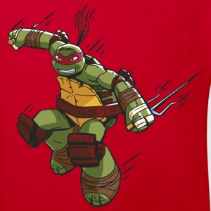 TMNT Turtles Raphael Ready For Action - Camiseta ecológica niño