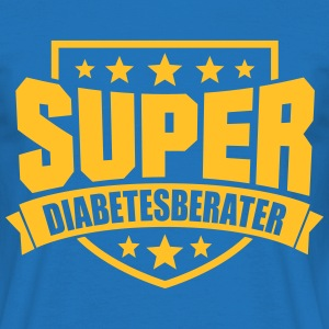 Super Diabetesberater T-Shirts - Männer T-Shirt