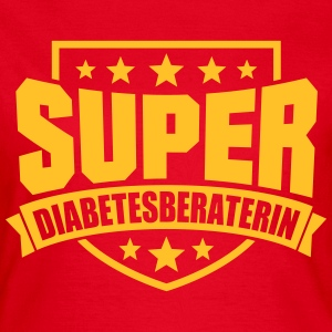 Super Diabetesberaterin T-Shirts - Frauen T-Shirt