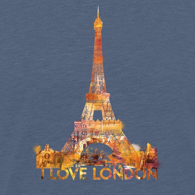 I love London 2 mannen premium