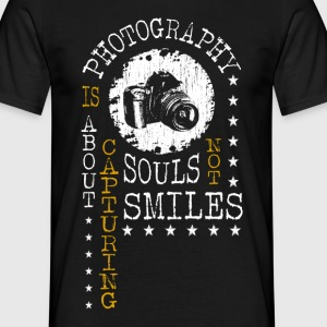 Photography T-Shirts - Männer T-Shirt