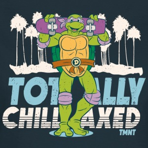 TMNT Turtles Donatello Totally Chillaxed - Camiseta mujer