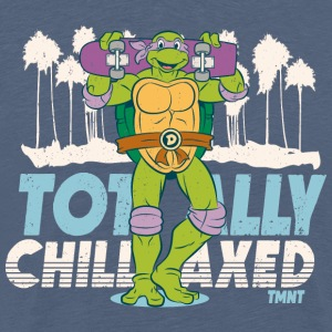 TMNT Turtles Donatello Mit Skateboard - Männer Premium T-Shirt