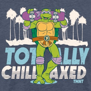 TMNT Turtles Donatello Totally Chillaxed - Men's Premium T-Shirt