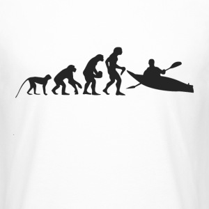 Evolution Boot T-shirts - Urban lång T-shirt herr