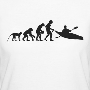 Evolution Boot T-Shirts - Women's Organic T-shirt