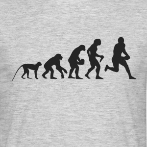 Evolution Football T-shirts - Herre-T-shirt