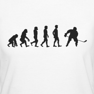 Evolution ice hockey T-Shirts - Women's Organic T-shirt