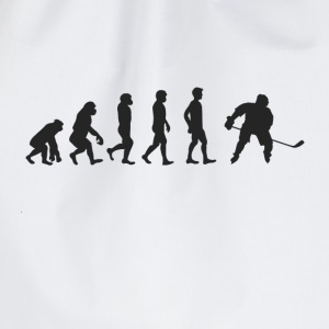 Evolution ice hockey Bags & Backpacks - Drawstring Bag