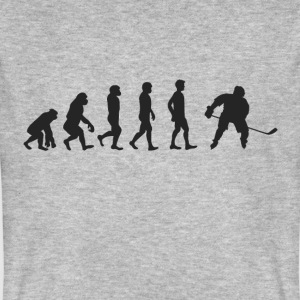 Evolution ice hockey T-Shirts - Men's Organic T-shirt
