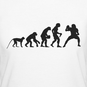 Evolution Football Camisetas - Camiseta ecológica mujer
