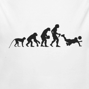 Evolution Volleyball Baby Bodysuits - Longlseeve Baby Bodysuit