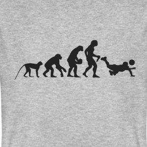 Evolution Volleyball T-Shirts - Men's Organic T-shirt
