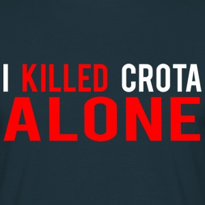 I killed Crota T-Shirts - Men's T-Shirt