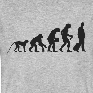 Evolution Business Tee shirts - T-shirt bio Homme