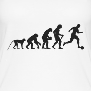 Evolution Fußball Tops - Frauen Bio Tank Top