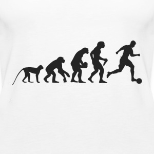 Evolution Fußball Tops - Frauen Premium Tank Top